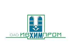 """ОАО """"ИВХИМПРОМ"""" лого"""