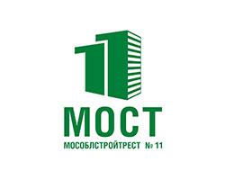 ЗАО «Мособлстройтрест №11» лого