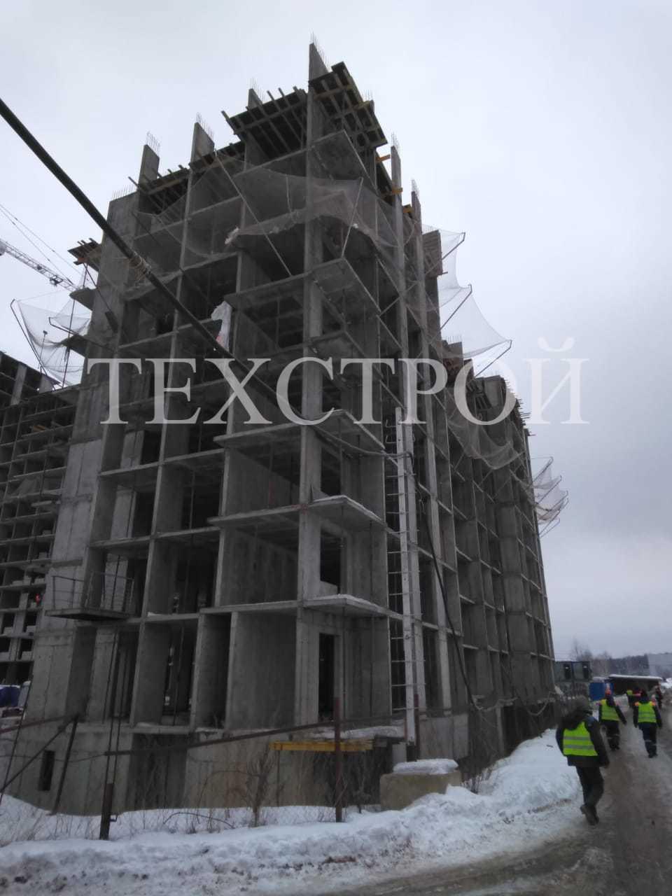 Гражданское строительство I кв. 2019.