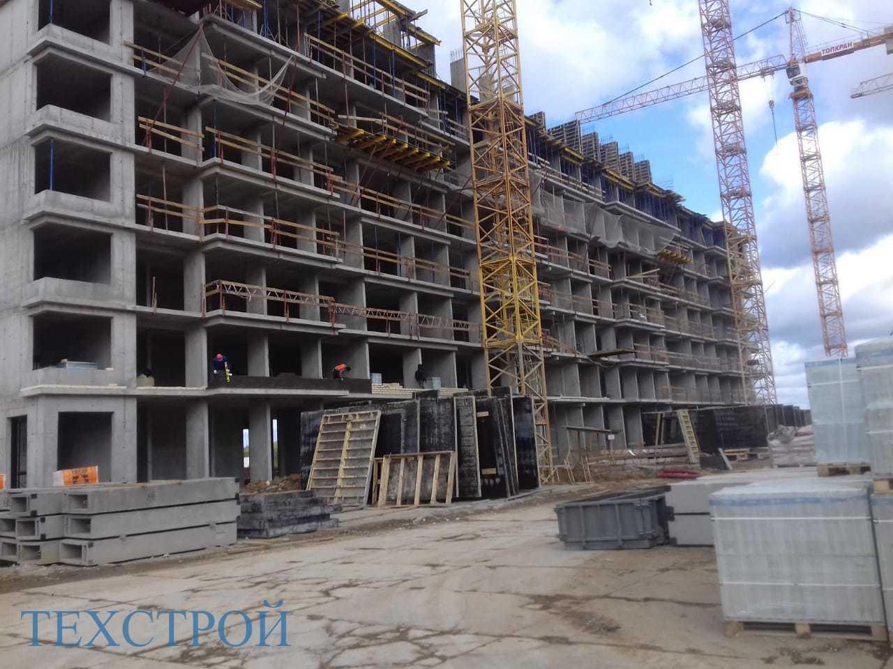 Гражданское строительство IIIкв. 2019 год.