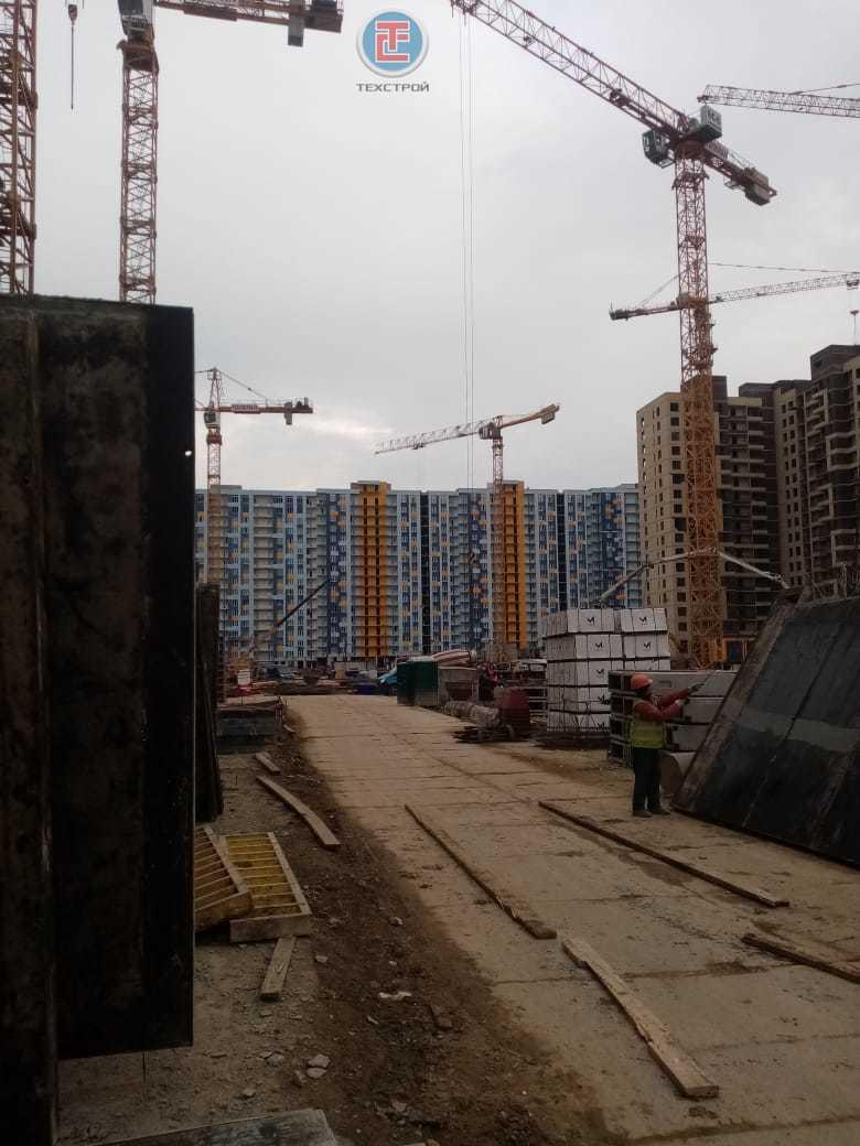 Гражданское строительство IV кв. 2019 год.