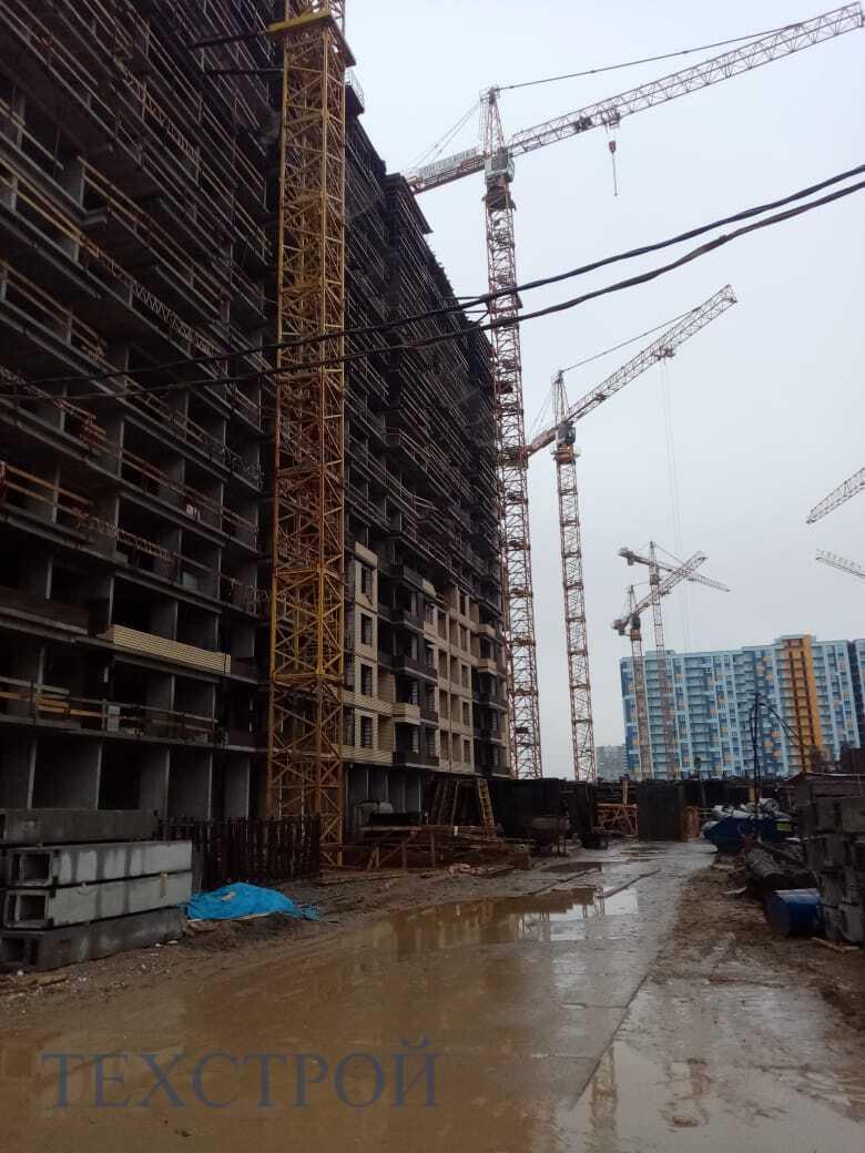 Гражданское строительство. IV кв. 2019 года.