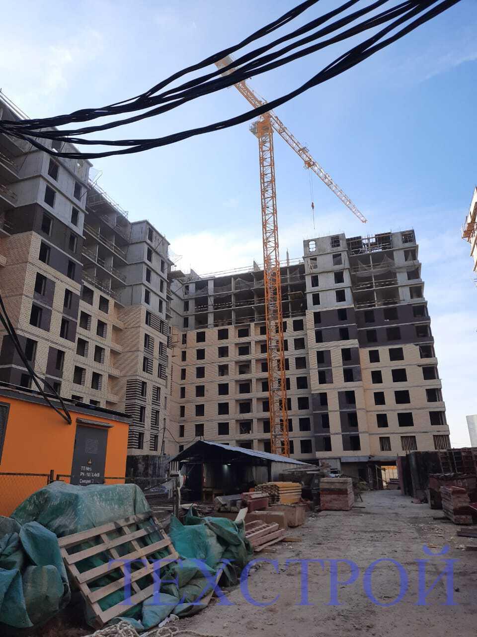 Гражданское строительство. III кв. 2020 года. Сентябрь.